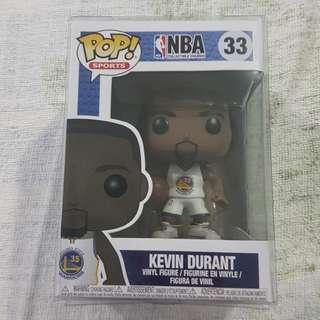Legit Brand New With Box Funko Pop Sports NBA Kevin Durant Golden State Warriors Toy Figure