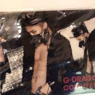 🚚 G-Dragon 權志龍 A4L夾