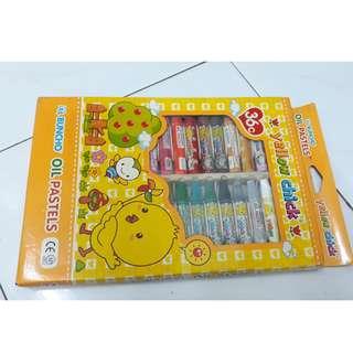 Crayon Buncho in 36 colour