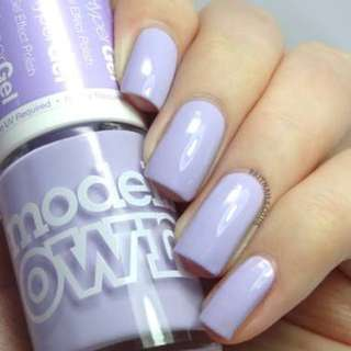 NEW! Model's Own Hypergel In Lilac Sheen