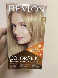 Revlon Hair Dye blonde