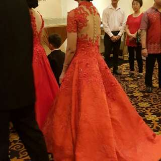 For Rent or For SALE Gown Gaun Mom Bride