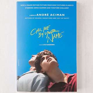 BN Call Me By Your Name
