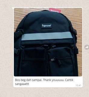 Thank you dear customers for trusting us! 💯💯