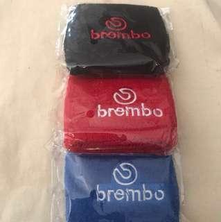 Brembo brake pump sock cover