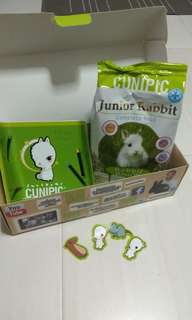 🐇NEW Cunipic junior rabbit food/pellet🐇