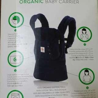 Baby carrier - ERGOBABY organic