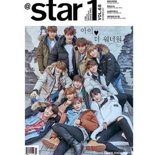 [Pre Order ] Wanna One Star1