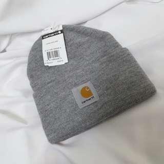 carhartt 灰色毛帽