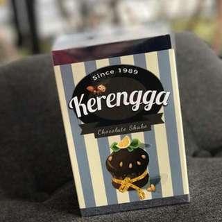 kerengga chocolate shake