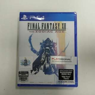 (BN) Final Fantasy XII The Zodiac Age