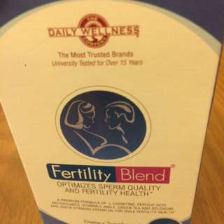 Fertility Blend for men (60 capsule)