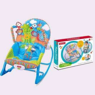 MAR 18 FISHER PRICE INFANT ROCKER (LZ)