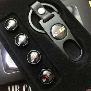 ✨BN Mitsubishi Ralliart tyre valve air cap