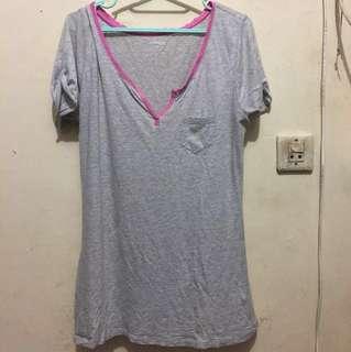 T-shirt gray express