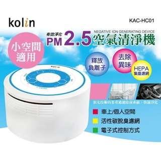 🚚 歌林空氣清淨器KAC-HC01