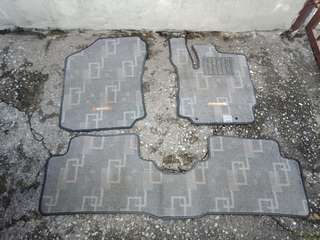 Carpet kaki daihatsu boon for myvi