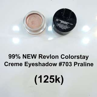 #momria Revlon Colorstay Cream Eyeshadow
