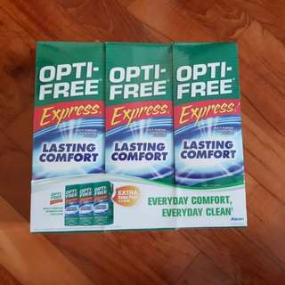 Alcon Opti-Free Solution