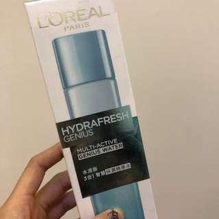 萊雅保濕化妝水