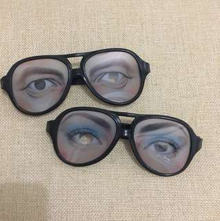 Kacamata bikin cantik dan ganteng