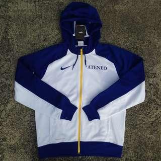 "Nike Ateneo Blue Eagles hoodie jacket ""Ateneo"" UAAP"