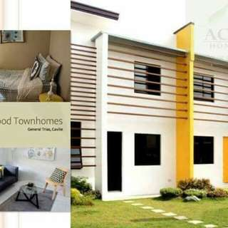 Budget Friendly Townhouse in Cavite