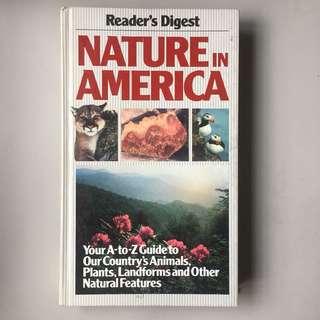 Reader's Digest: Nature in America