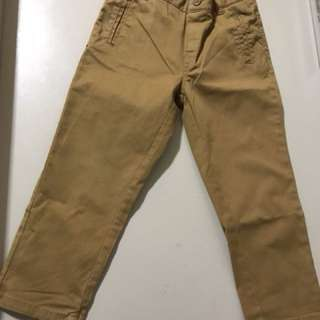 Mothercare Long Pants boy size 18-24