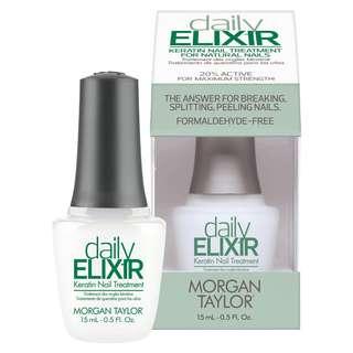 Morgan Taylor dailyELIXIR Treatment Nail Strengthener 15ml