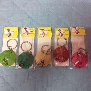 Vietnam Keychains