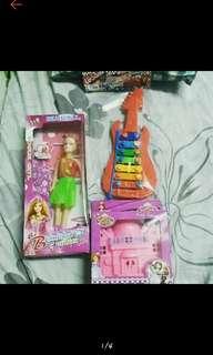 Bargain Toys for little girl