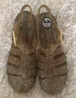 Glitter Juju jelly shoes