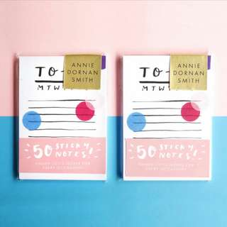 Mini To-Do List Sticky Notes