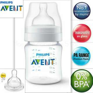 Philips Avent Classic+ PA Bottle 4oz/125ml