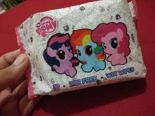 My Little Pony Wet Wipes
