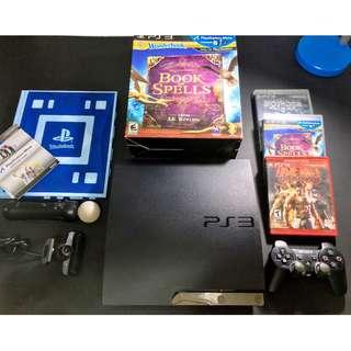 Playstation 3 Slim CFW CECH-2501A 320GB