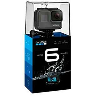 GoPro Black 6