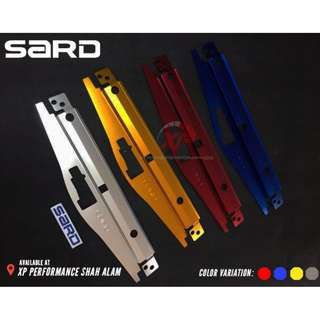 Sard racing radiator cooling plate