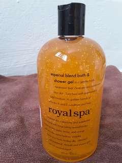 Royal Spa imperial bĺend bath & shower gel