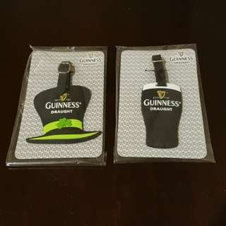 [NEW] Guinness luggage tags