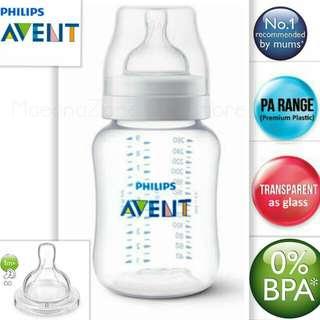 Philips Avent Classic+ PA Bottle 9oz/260ml