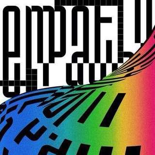 [PREORDER] NON-PROFIT NCT 2018 ALBUM - EMPATHY
