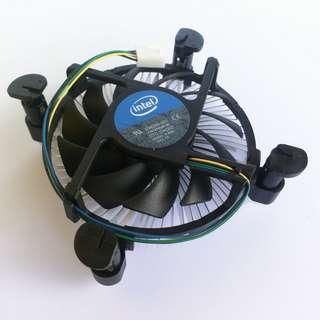 CPU cooler heatsink + fan (LGA1151)