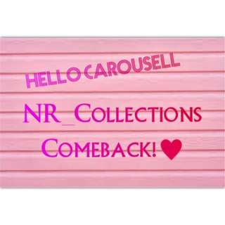 NR_Collections Comeback!