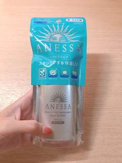 Shiseido Anessa 60ml 防曬乳液 太陽油 防UV essence UV sunscreen aqua booster 60ml