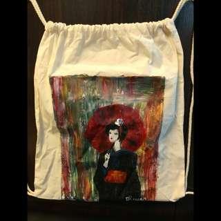 Custom-designed bag