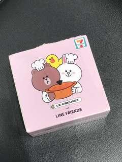 7-11 Line friends 小盒子
