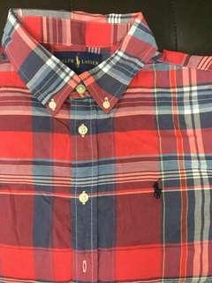 Ralph Lauren Polo Shirt (中童size)