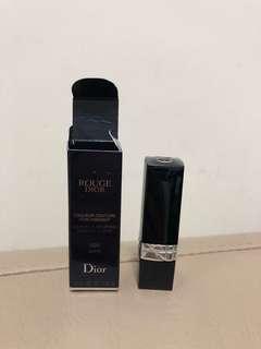 全新 Dior couture colour lipstick colour matte 999 1.4g sample